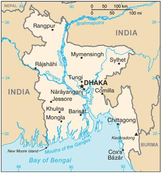 over population in bangladesh This paper raises the question whether population growth is exogenous or  endogenous with respect to the development process of.
